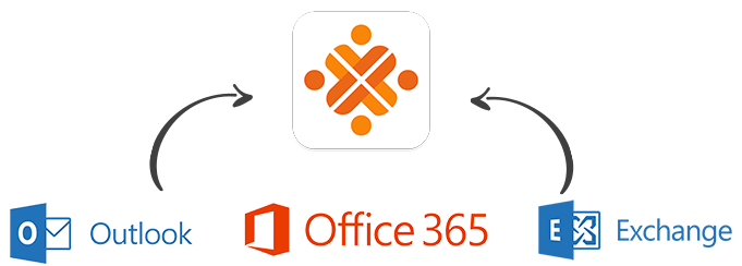 Supports Office 365 & Outlook and Exchange.